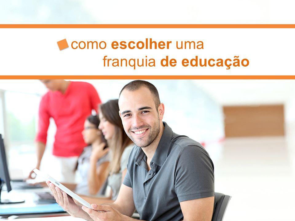 como escolher uma franquia de educação