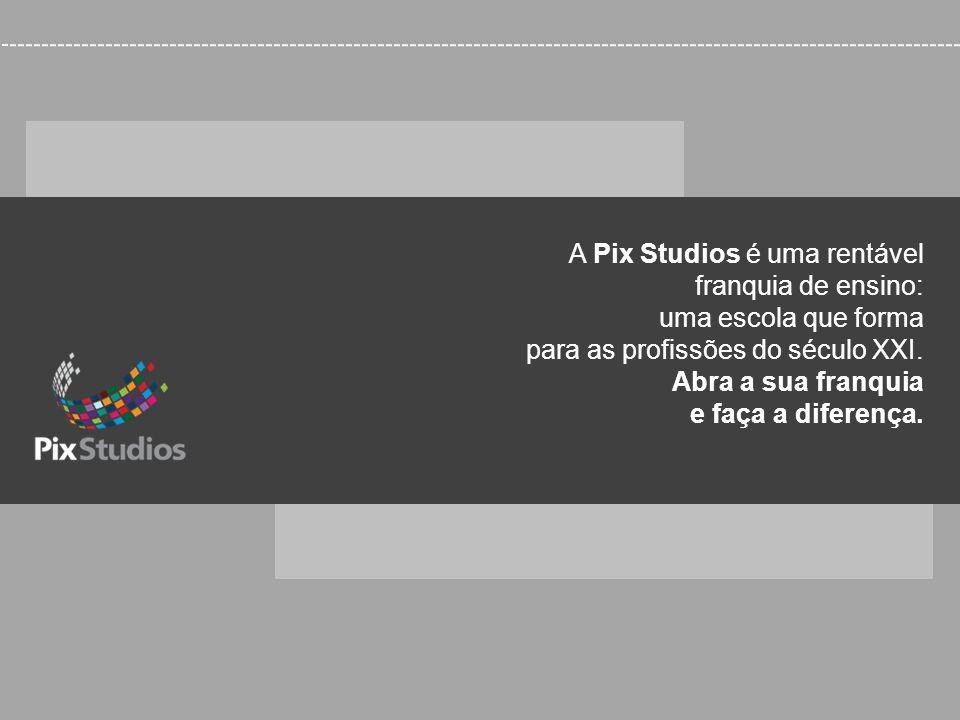 A Pix Studios é uma rentável