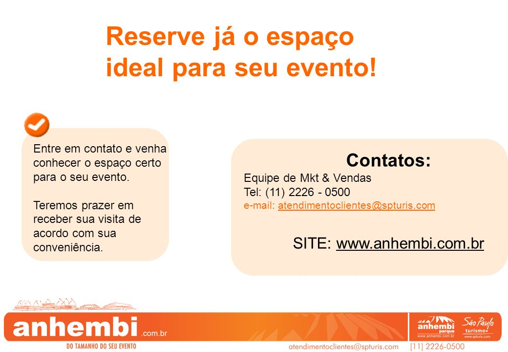 SITE: www.anhembi.com.br