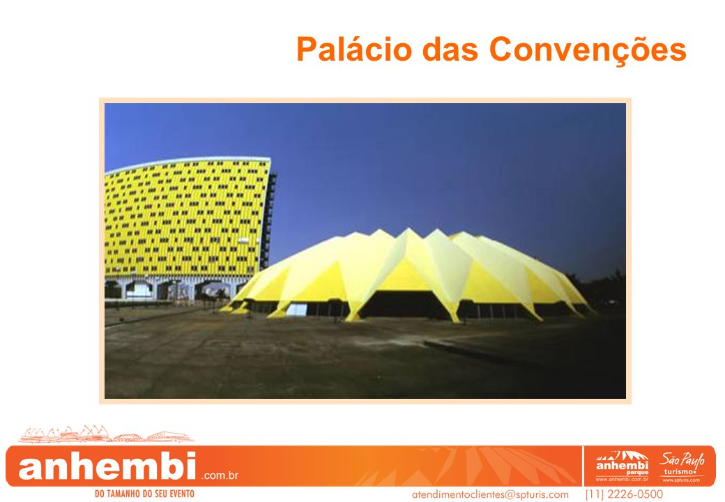 Palácio das Convenções