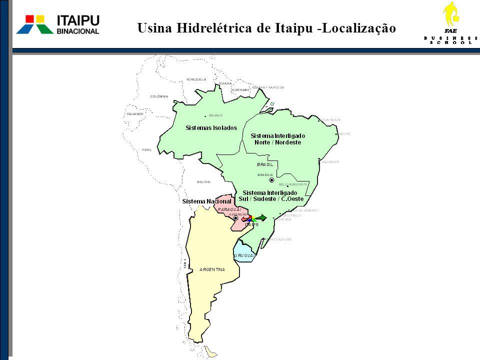 Usina Hidrelétrica de Itaipu