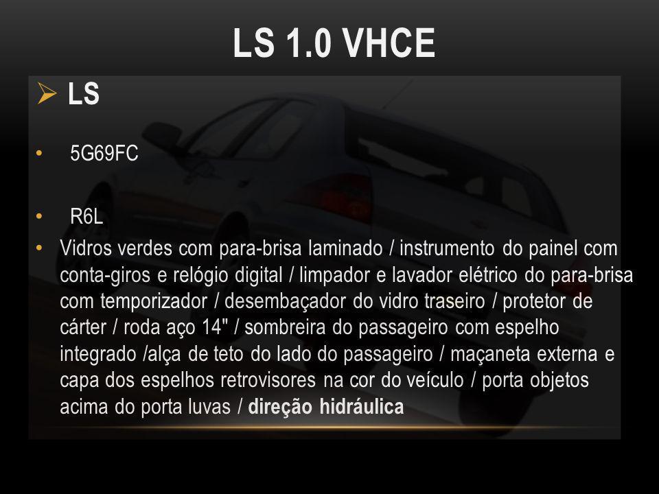 LS 1.0 VHCE LS. 5G69FC. R6L.