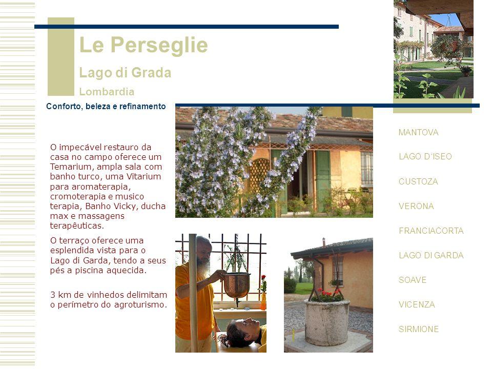 Le Perseglie Lago di Grada Lombardia Conforto, beleza e refinamento
