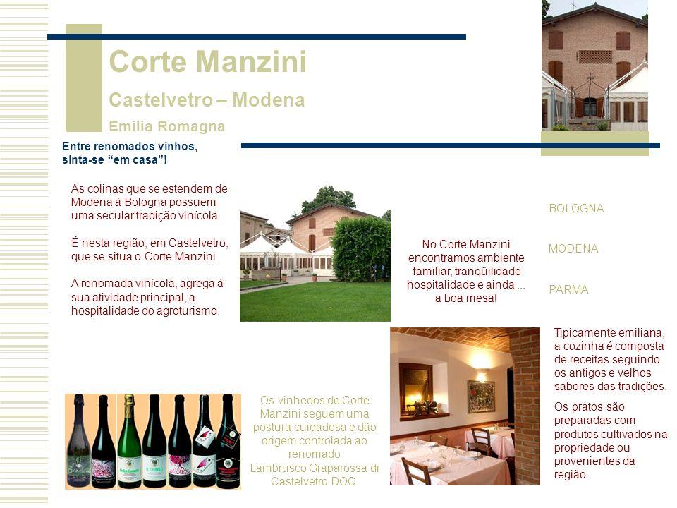 Corte Manzini Castelvetro – Modena Emilia Romagna