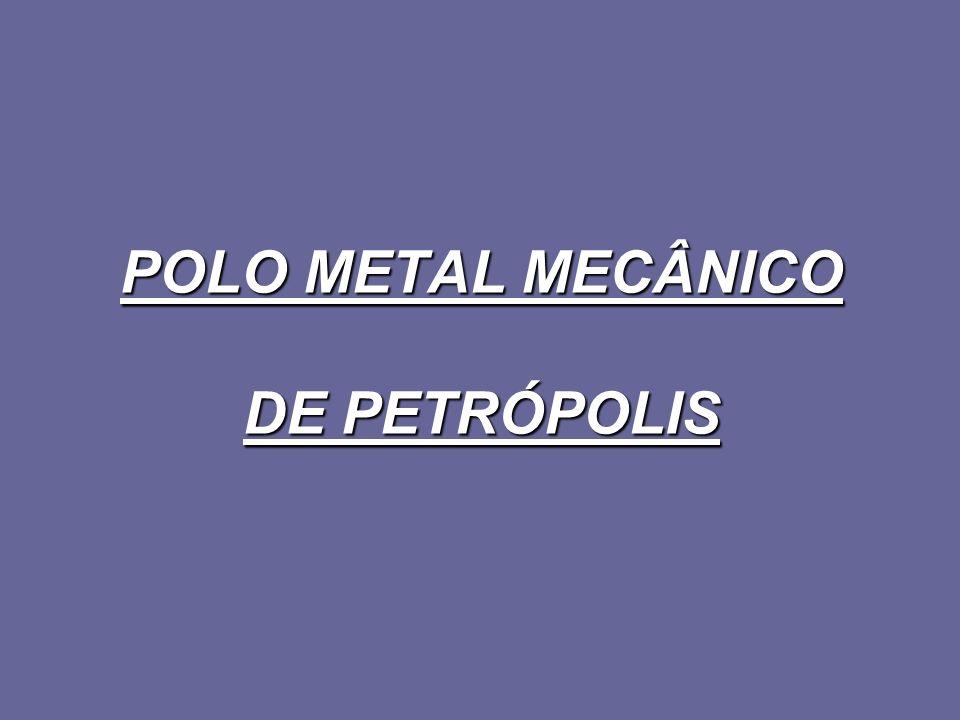 POLO METAL MECÂNICO DE PETRÓPOLIS