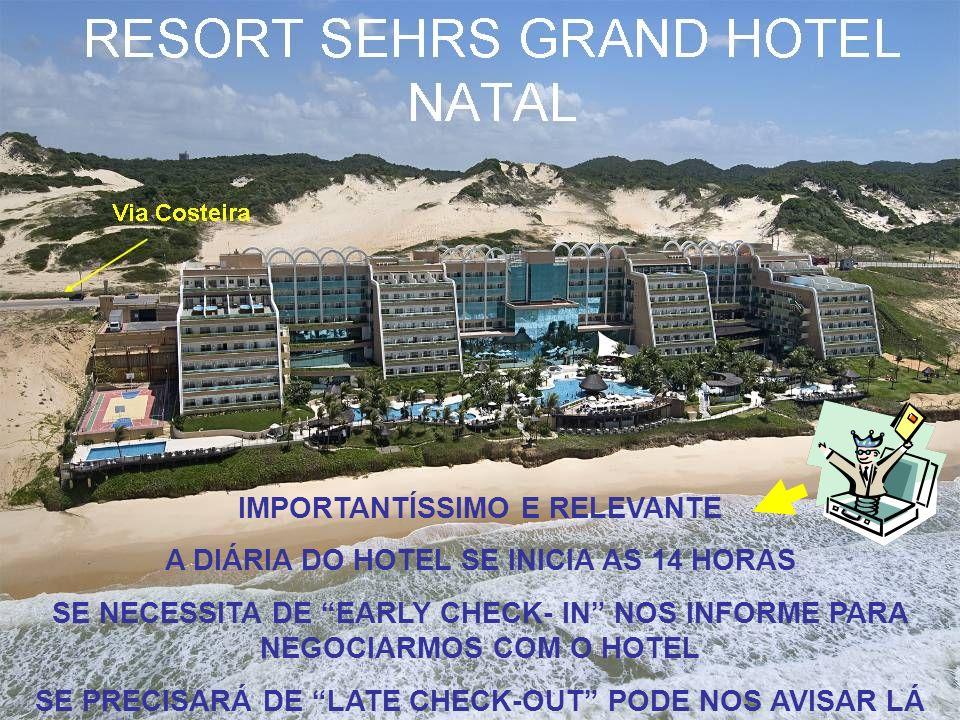 IMPORTANTÍSSIMO E RELEVANTE A DIÁRIA DO HOTEL SE INICIA AS 14 HORAS