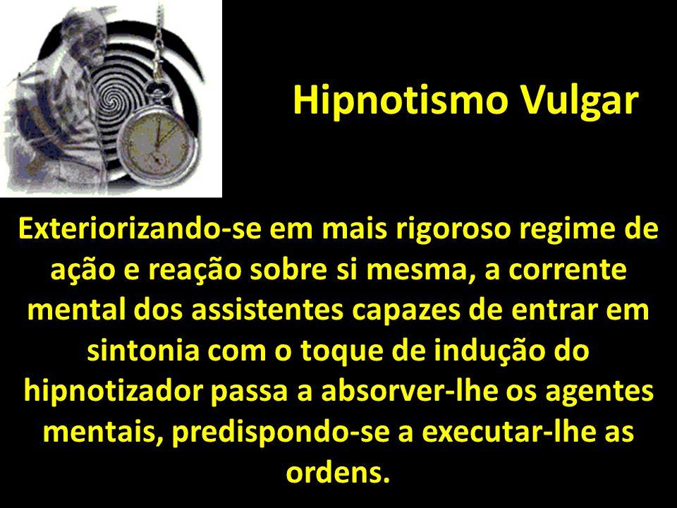 Hipnotismo Vulgar