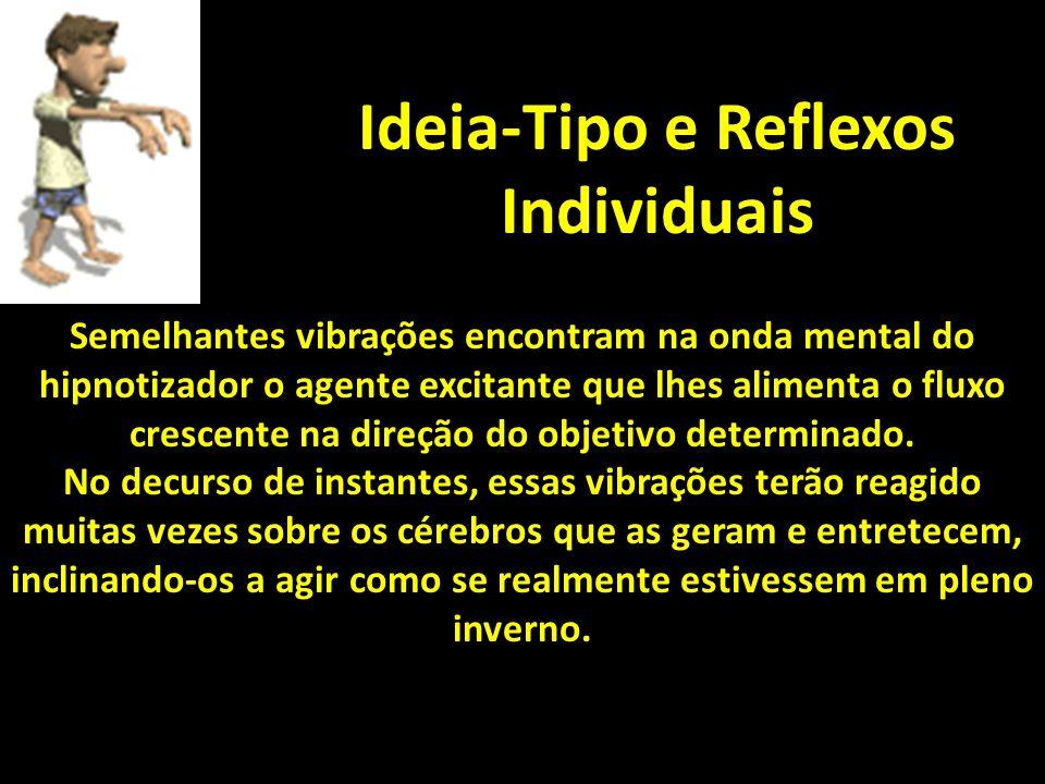 Ideia-Tipo e Reflexos Individuais