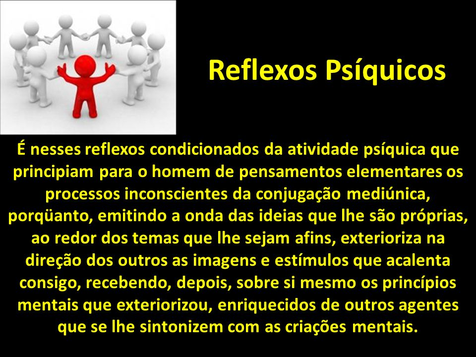 Reflexos Psíquicos