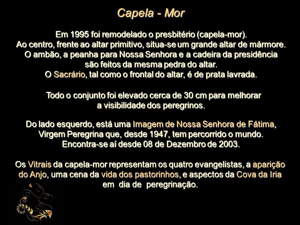 Capela - Mor