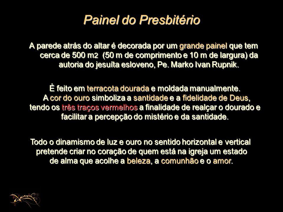 Painel do Presbitério