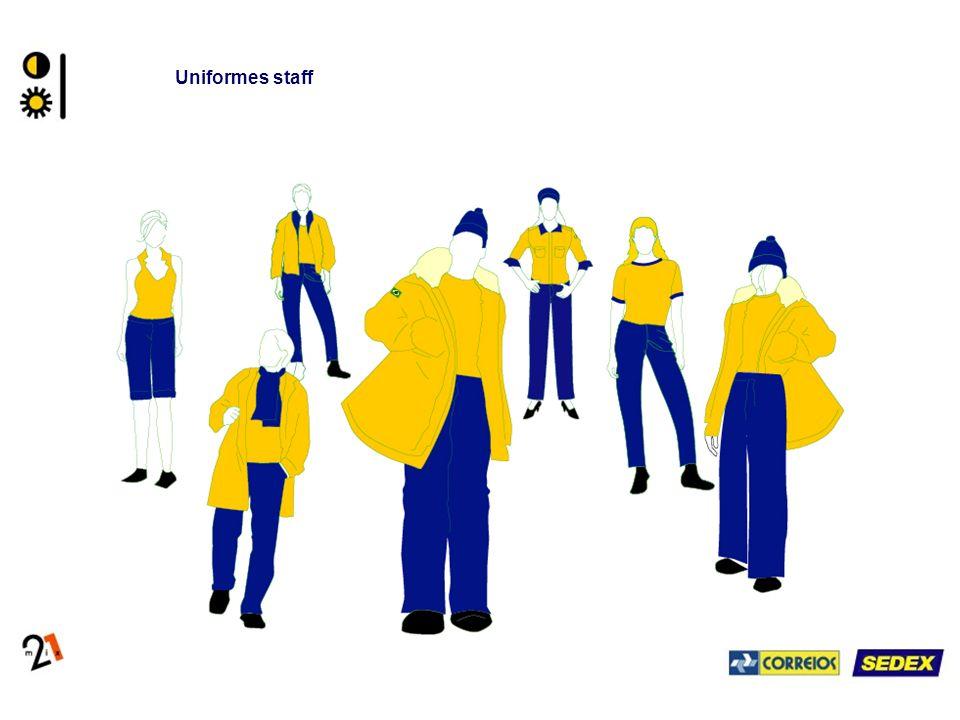 Uniformes staff