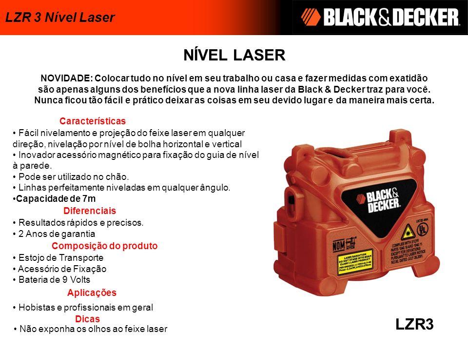 NÍVEL LASER LZR3 LZR 3 Nível Laser