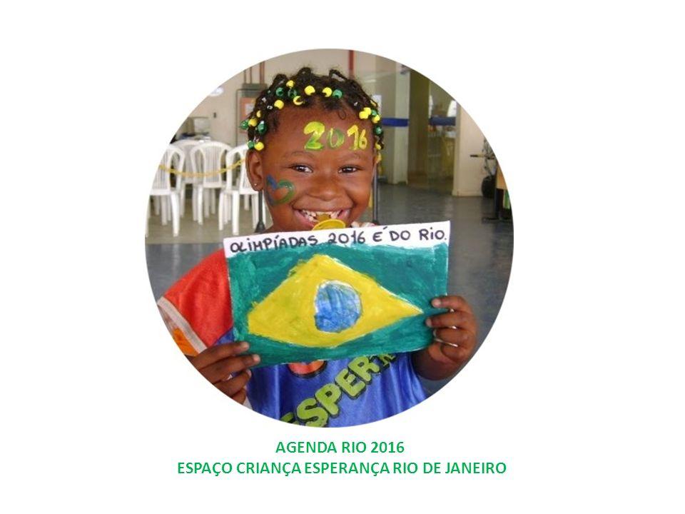 ESPAÇO CRIANÇA ESPERANÇA RIO DE JANEIRO
