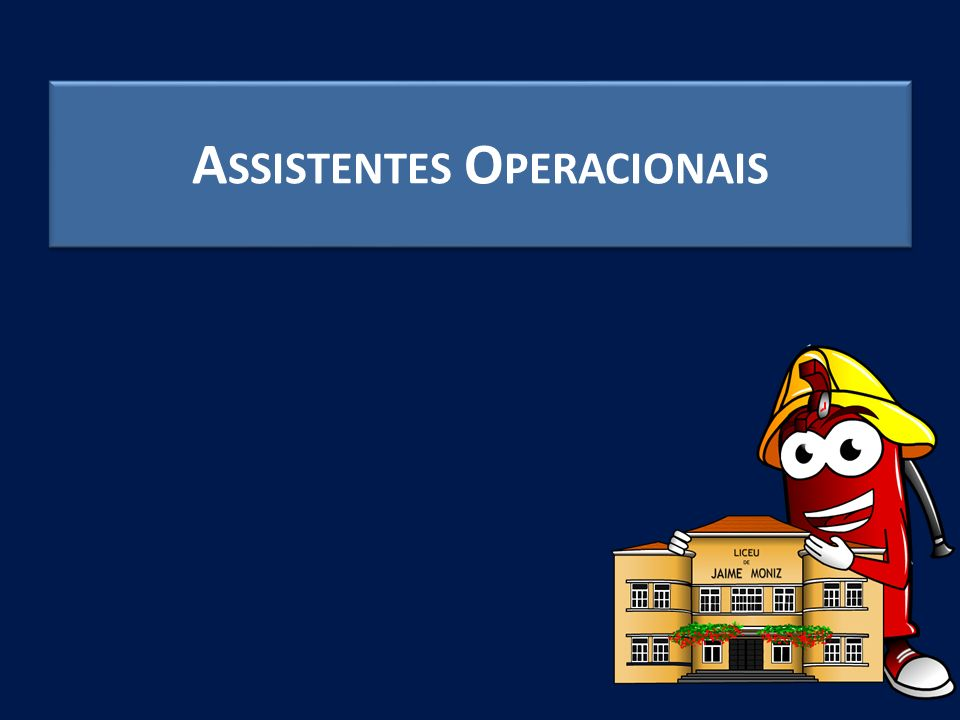 Assistentes Operacionais