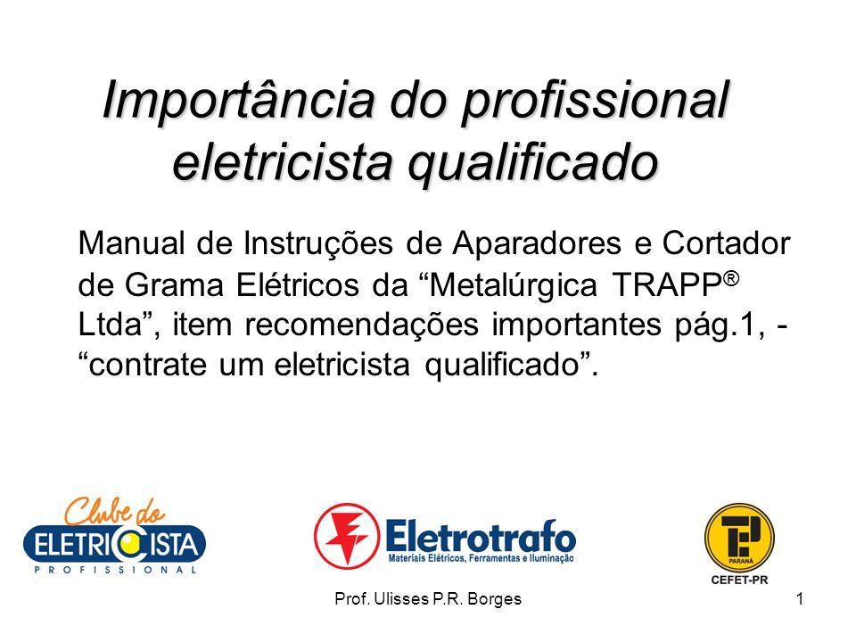 Importância do profissional eletricista qualificado