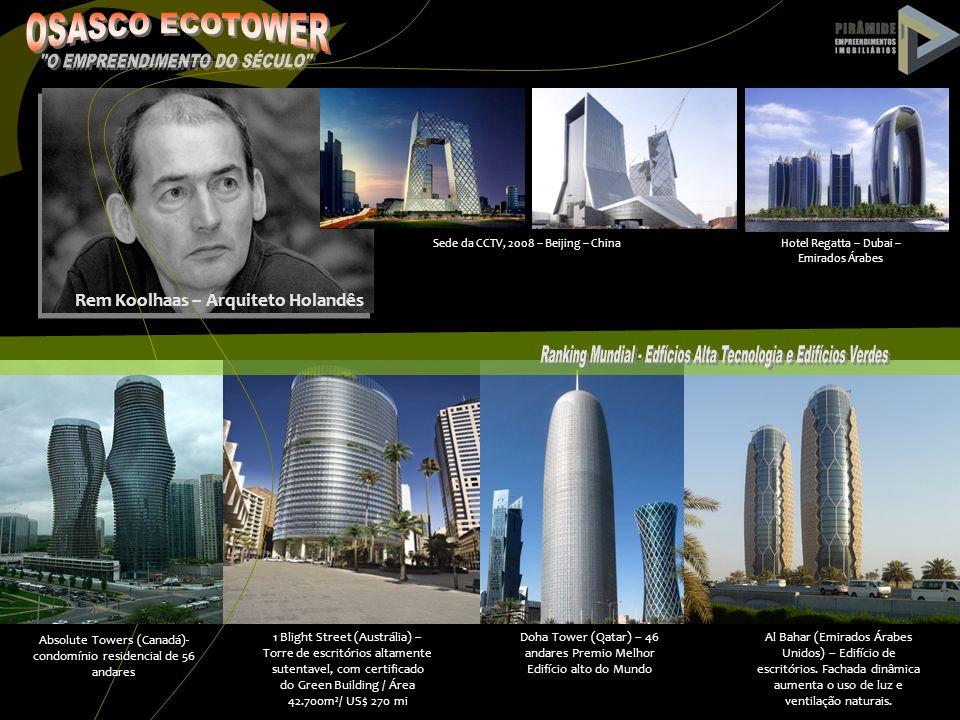 Rem Koolhaas – Arquiteto Holandês