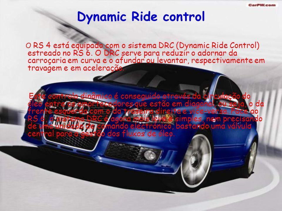 Dynamic Ride control