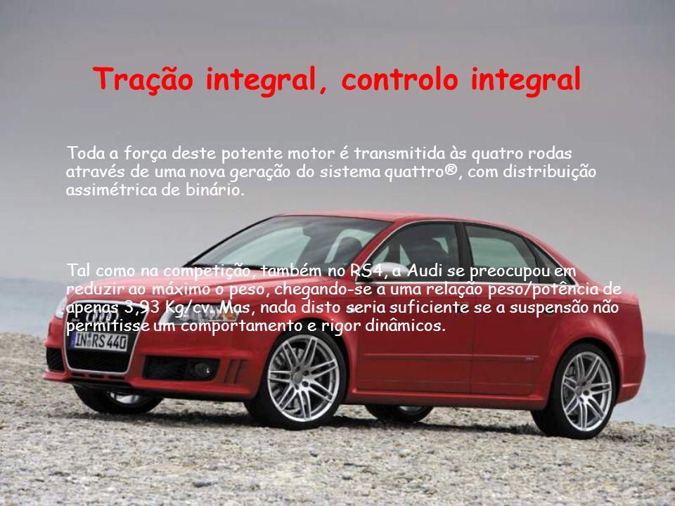 Tração integral, controlo integral