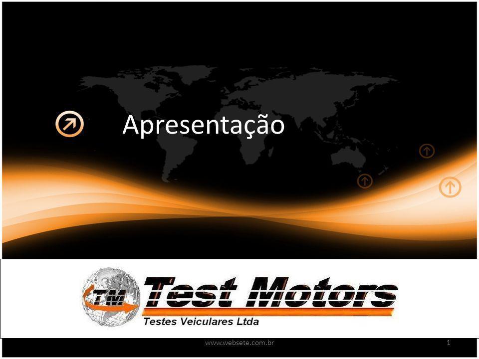Apresentação www.websete.com.br