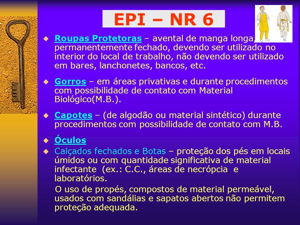 EPI – NR 6