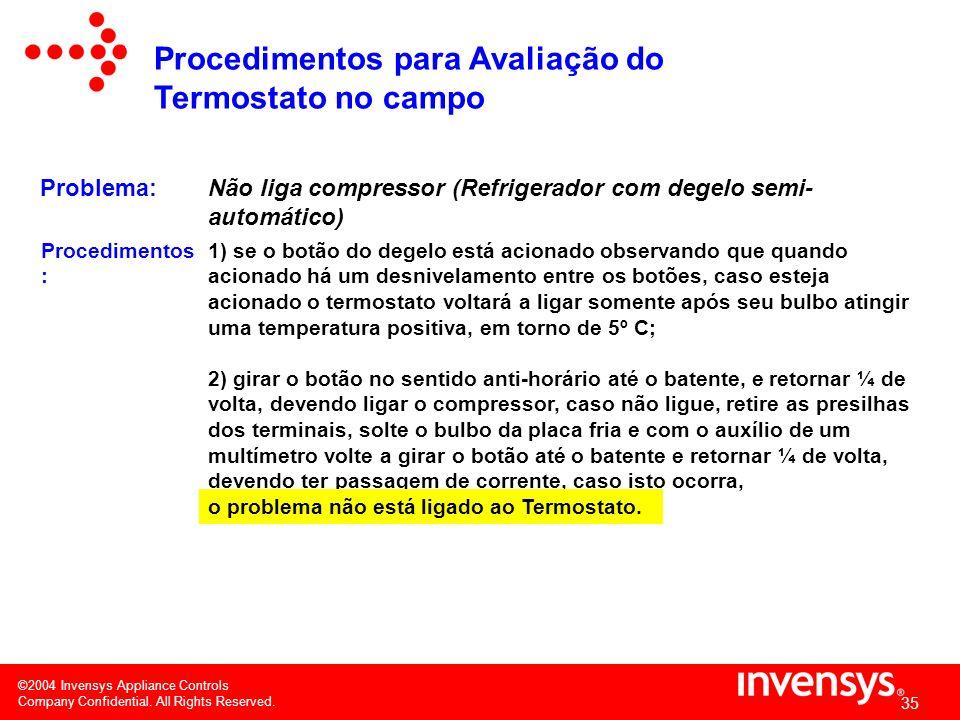 termostato sem defeito termostato defeituoso