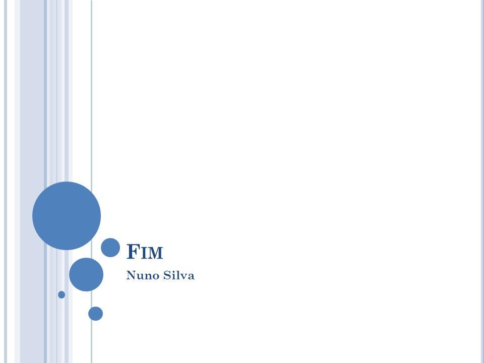 Fim Nuno Silva