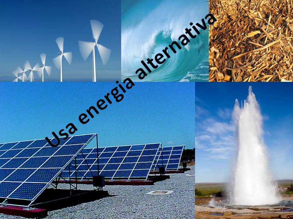 Usa energia alternativa