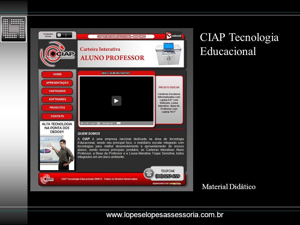 CIAP Tecnologia Educacional