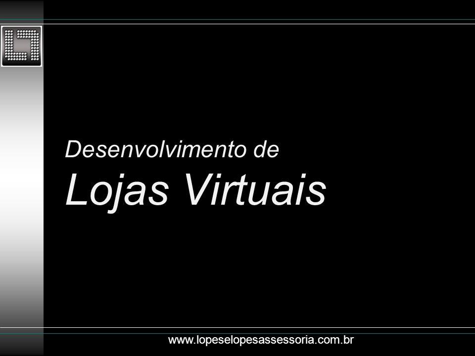 Desenvolvimento de Lojas Virtuais