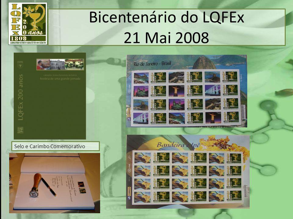 Bicentenário do LQFEx 21 Mai 2008
