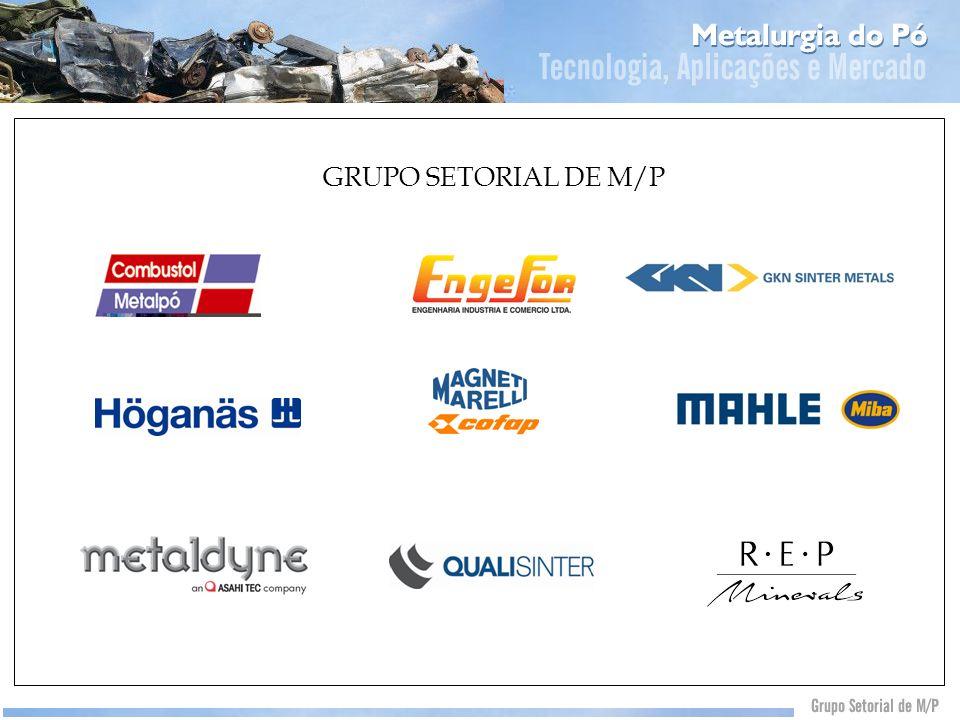 GRUPO SETORIAL DE M/P