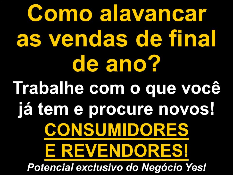 Como alavancar as vendas de final de ano