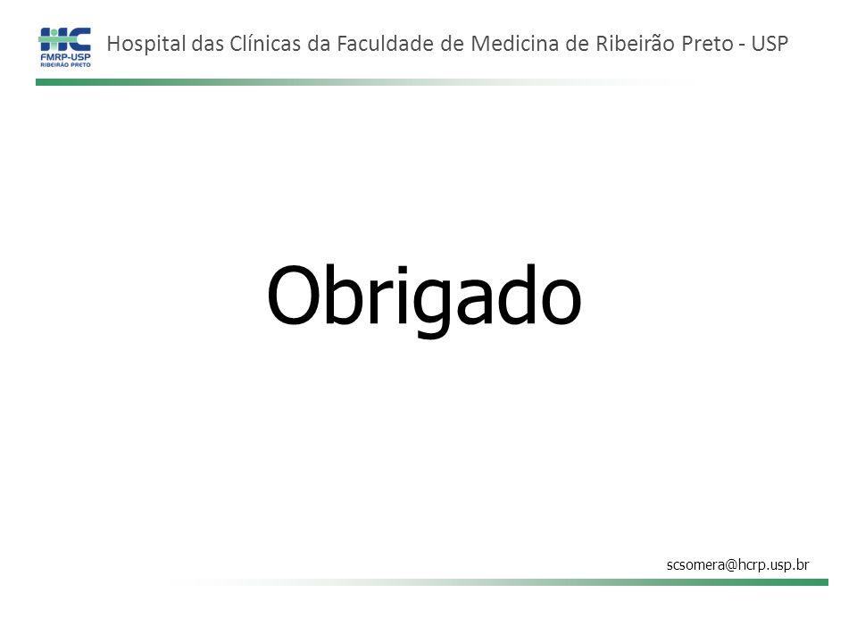 Hospital das Clínicas da Faculdade de Medicina de Ribeirão Preto - USP