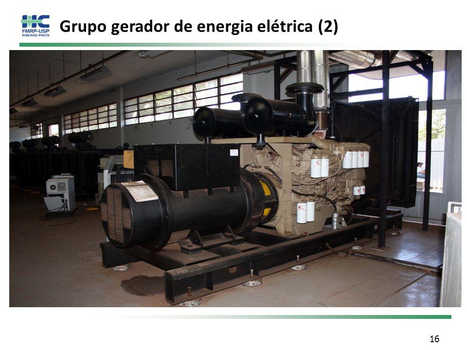 Grupo gerador de energia elétrica (2)