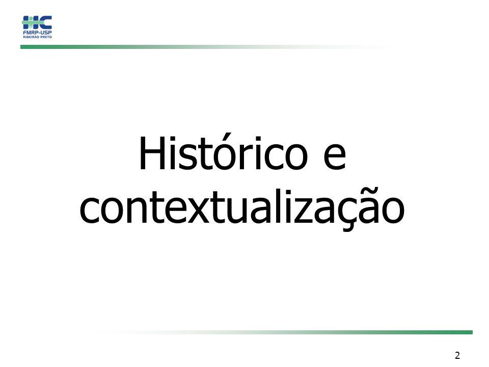 Histórico e contextualização
