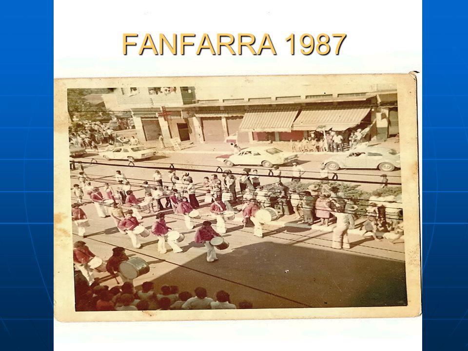 FANFARRA 1987