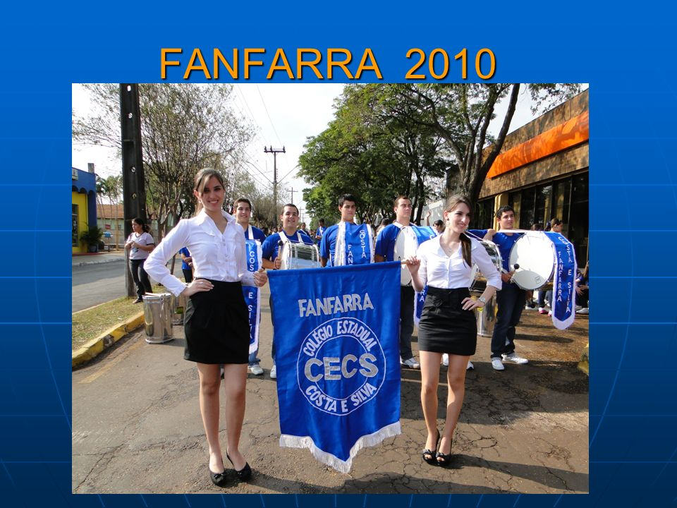FANFARRA 2010