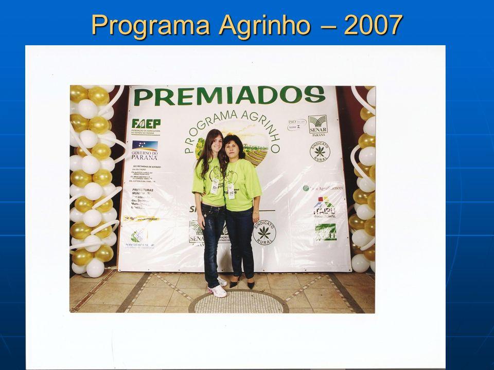 Programa Agrinho – 2007