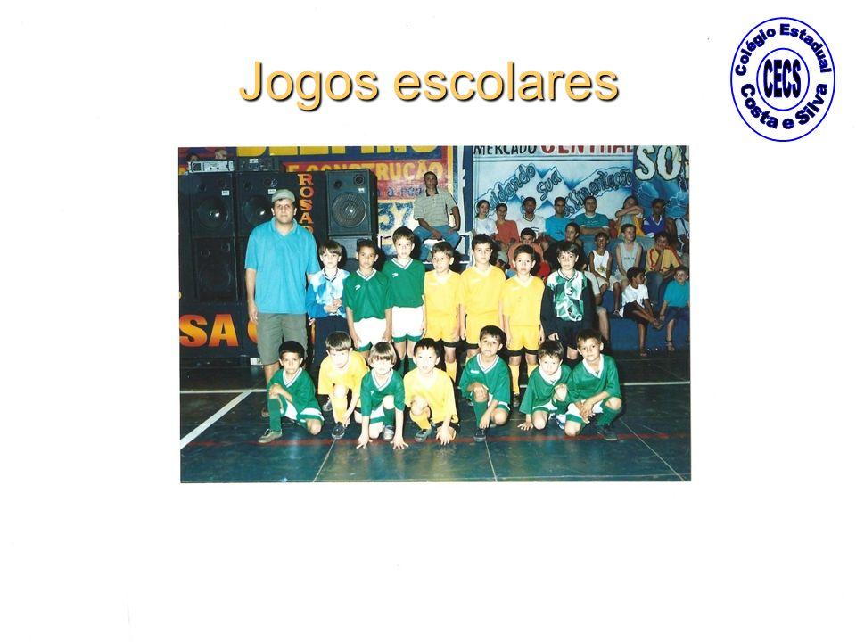 Colégio Estadual Costa e Silva CECS Jogos escolares