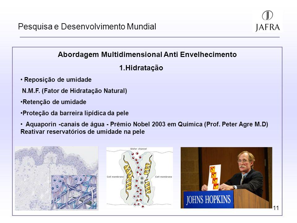 Abordagem Multidimensional Anti Envelhecimento