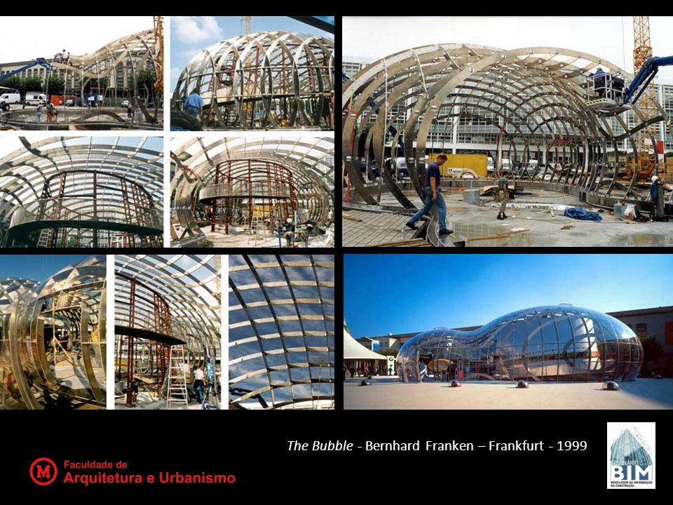 The Bubble - Bernhard Franken – Frankfurt - 1999