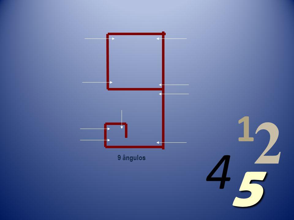 1 2 4 5 9 ângulos