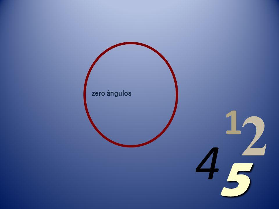 zero ângulos 1 2 4 5