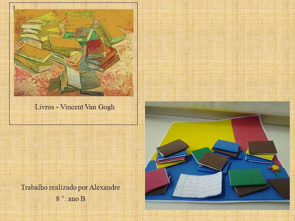 Livros - Vincent Van Gogh