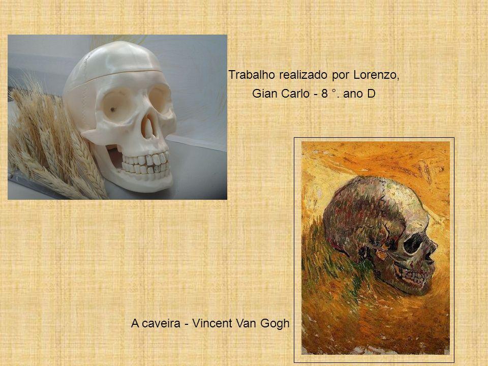 Trabalho realizado por Lorenzo, Gian Carlo - 8 °. ano D