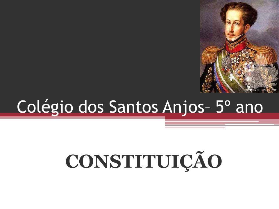Colégio dos Santos Anjos– 5º ano