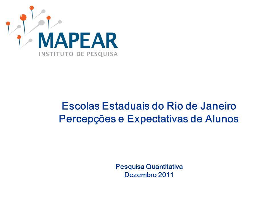 Escolas Estaduais do Rio de Janeiro