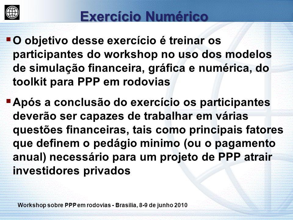Exercício Numérico