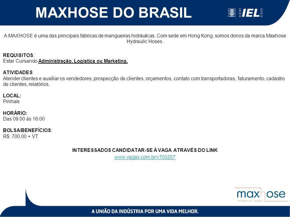 MAXHOSE DO BRASIL